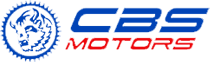 CBS Motors Logotype