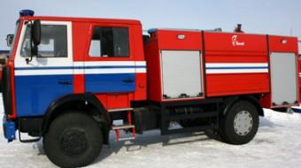 АЦ 5,0-40 (МАЗ 5337)