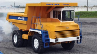 БелАЗ 7540