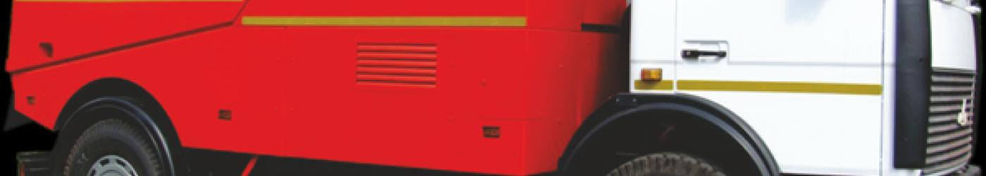 Подметально-уборочная машина MAZ-5917А2-390