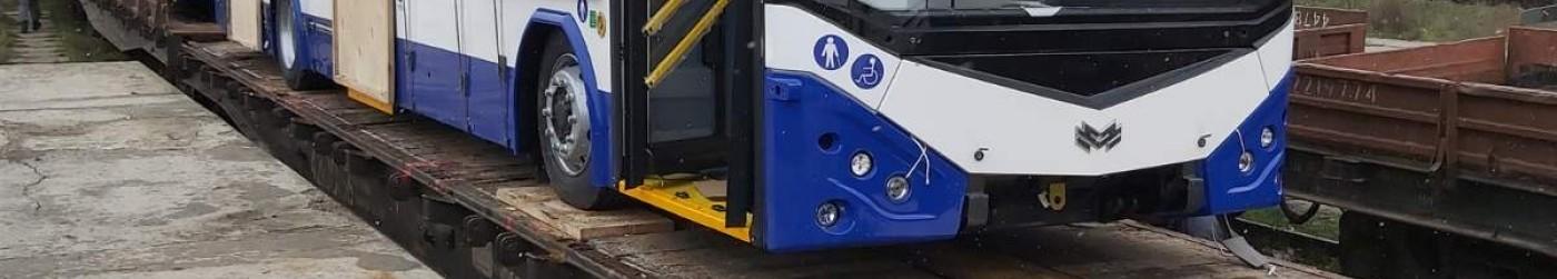 Приемка троллейбусов